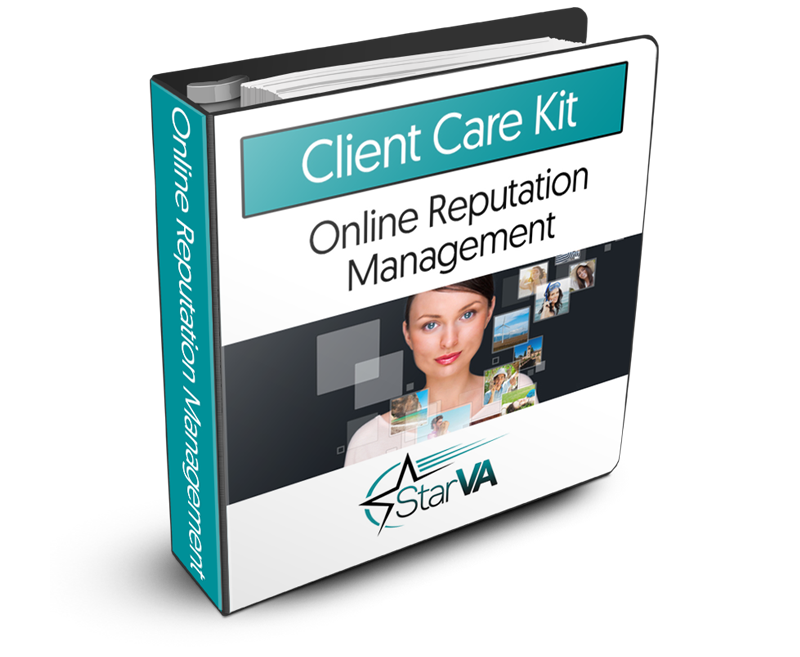 Online Reputation Management Virtual Assistant Training