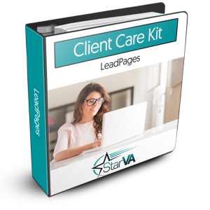 LeadPages Virtual Assistant